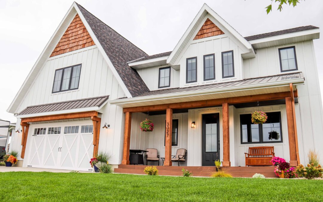 Home Exterior Trends for 2020