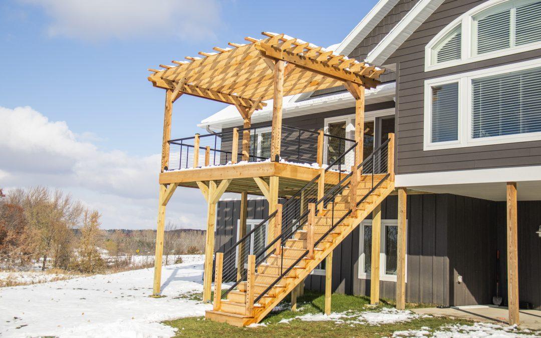 Does a Deck Improve Resale Value