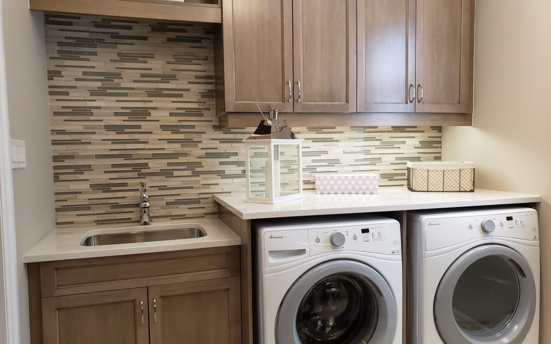 Updating and Upgrading Your Laundry Room